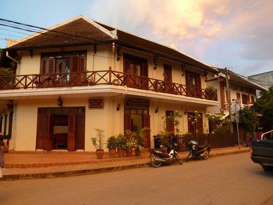 Hotel Au Fil Du Mekong (Mekong Riverside Hotel)