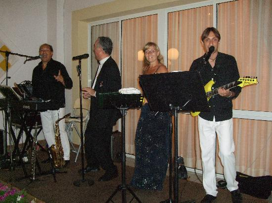 Hotel Riu Arecas: Evening Entertainment