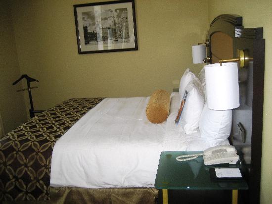 ฮิลตัน มอสโคว์ เลนินกราดสกายา: King bed
