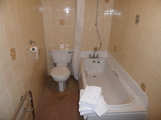The Headlands: Adequate bathroom