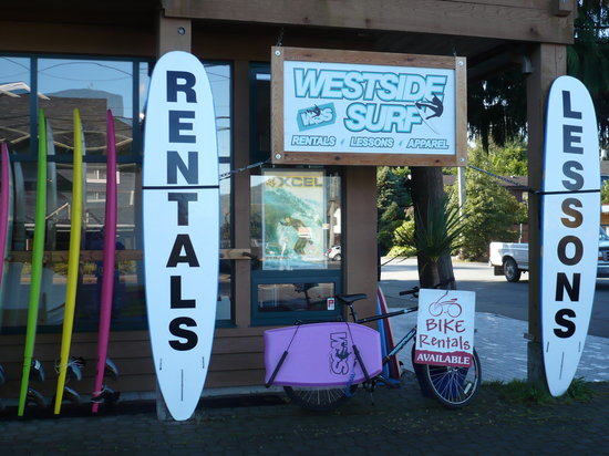 ‪Westside Surf School‬