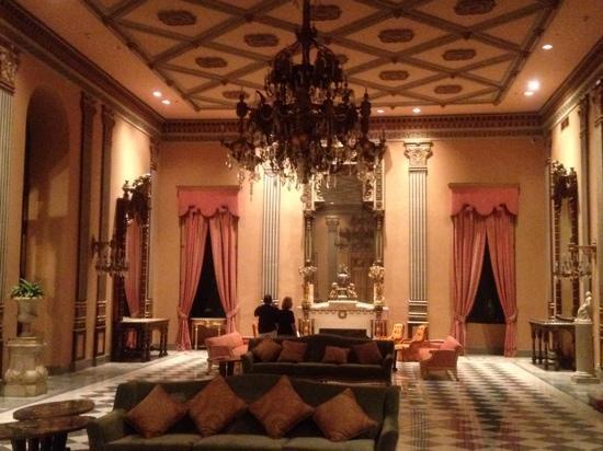 hotel review reviews cairo marriott omar khayyam casino governorate