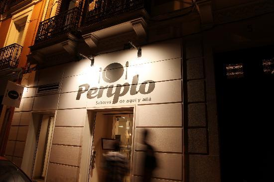 Restaurante Periplo: Fachada