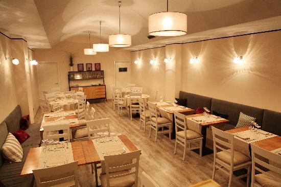 Restaurante Periplo: Sala