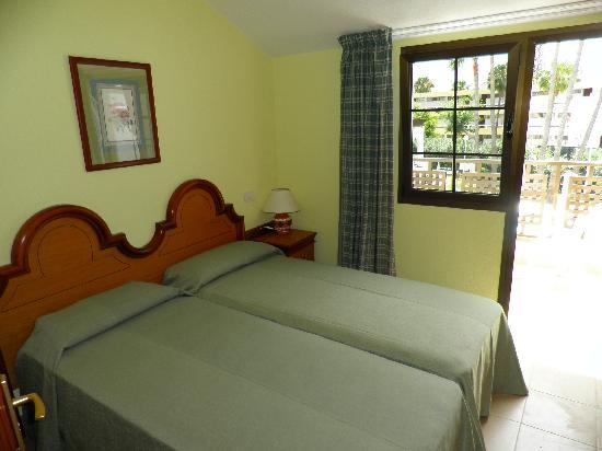 Playamar Bungalows: Dormitorio