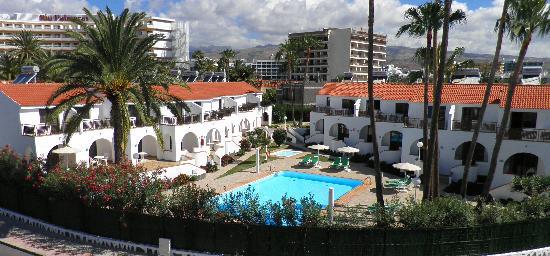 Playamar Bungalows: Vista general