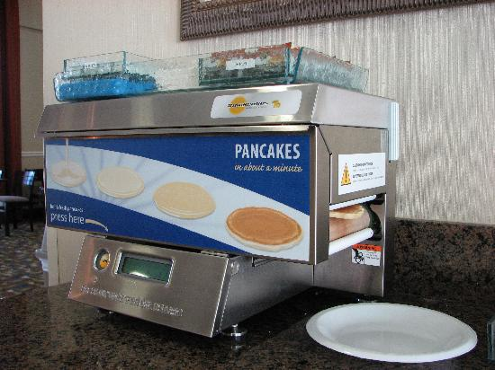 inn express pancake machine