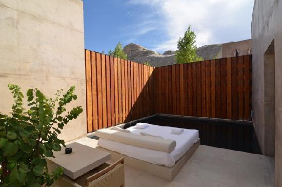 Amangiri: Private plunge pool for terrace pool suite