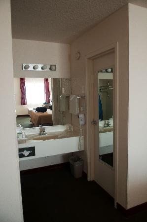 Quality Inn & Suites: Bagno