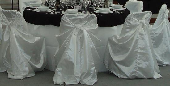 StoneBridge Function Venue Limited: R&S hire chair covers