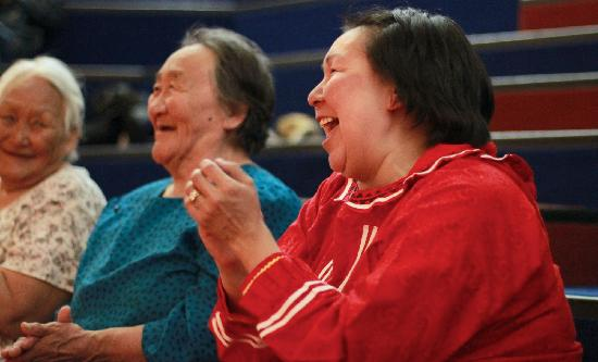 Arviat, แคนาดา: Nunavut's friendliest little community