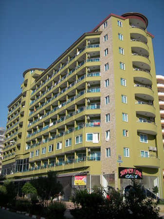 Mahmutlar, Turkey: 3rd building - C