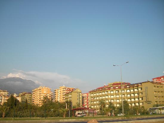 Sun Star Beach Hotel: All 3 buildings
