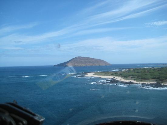 Makaweli, HI: Approaching island