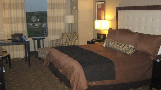 Ameristar Casino Hotel Vicksburg: View of room