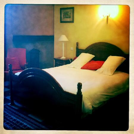 Hotel le Clement V: The Nun's Terrace room