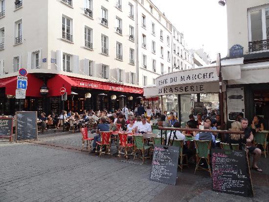 Le Cafe Du Marche Review