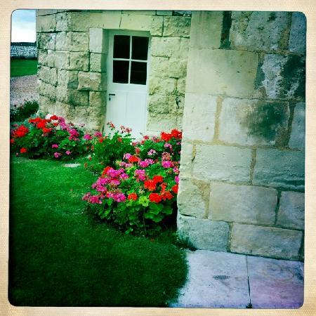 Chateau de Marcay: Garden