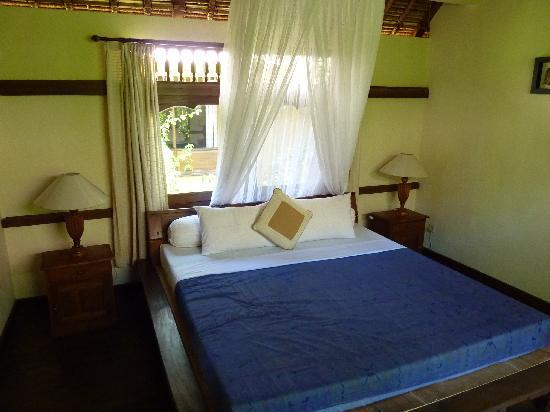 Alam Gili : la chambre