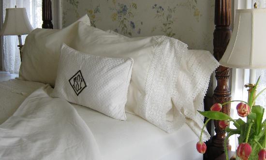 Sherburne Inn: Every effort is taken to ensure a comfortable, blissful night's sleep