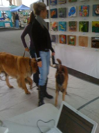"Riverside Arts Market: The ""RAM Art Gallery"""