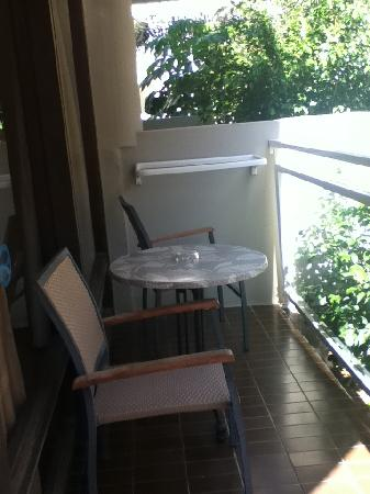 Hotel Roc Lago Rojo: Balcony