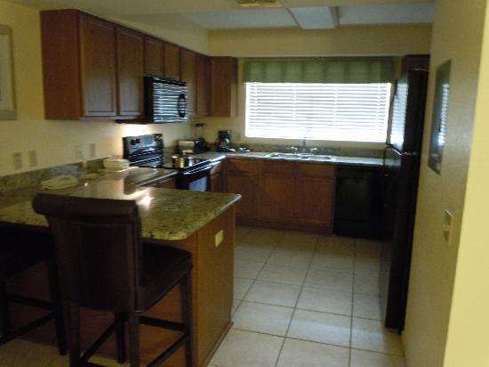 Silver Lake Resort: Kitchen