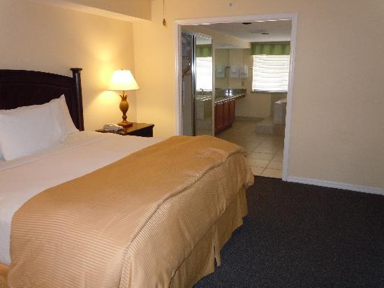 Silver Lake Resort: Bedroom