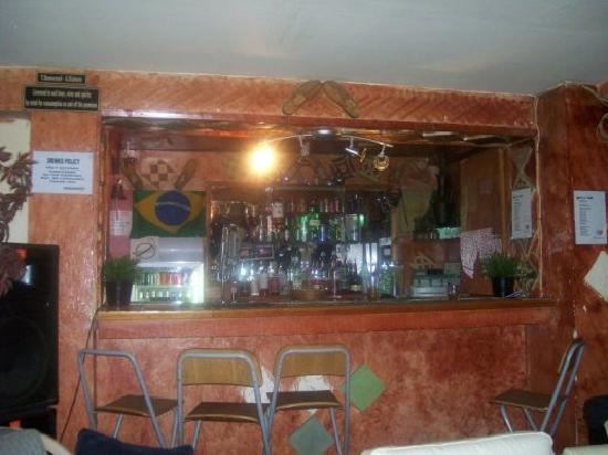 Hostel 639 Kensal Green Backpackers: Bar