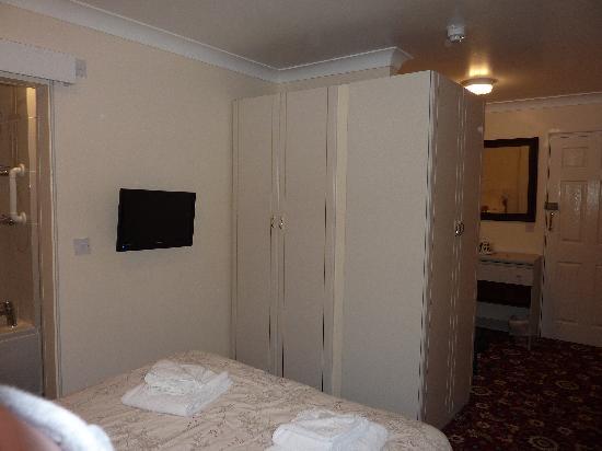 Hotel Victoria: Our Bedroom