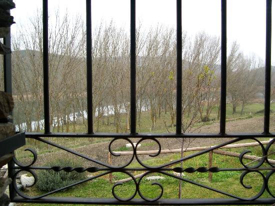 Posada Dehesa Congosta: Vista desde la habitación