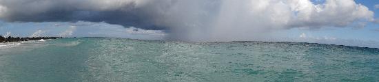 Morph Kiteboarding: Awesome sea