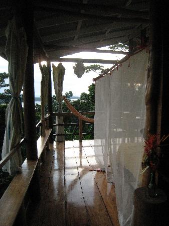 La Loma Jungle Lodge and Chocolate Farm: My cabina