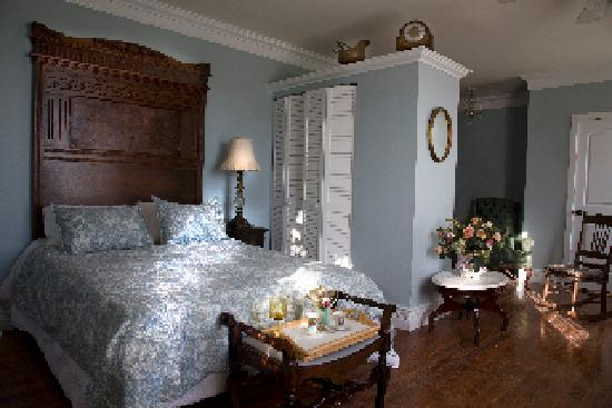 Everglades Historical Bed & Breakfast with Spa : Guest Room