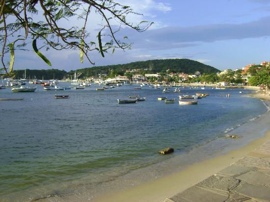 Rio Buzios Beach Hotel: Costanera