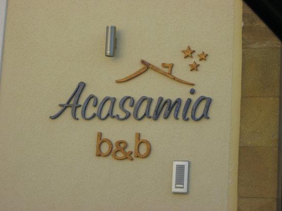 Acasamia b&b