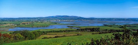 Lawlor's Hotel Dungarvan: View of Dungarvan from the Sweep