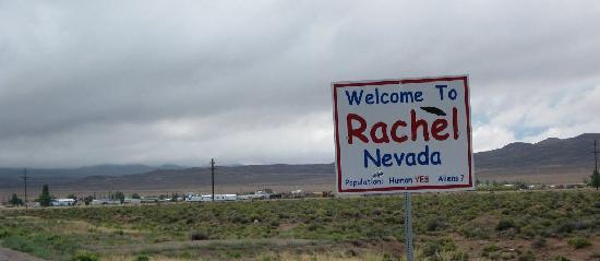 Little A'Le'Inn: Rachel Sign