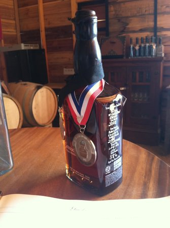 Garrison Brothers Distillery: Garrison Brothers Bottle