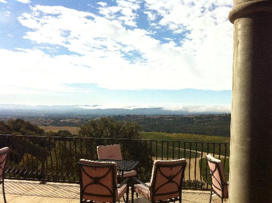 Belvino Viaggio: Awesome view