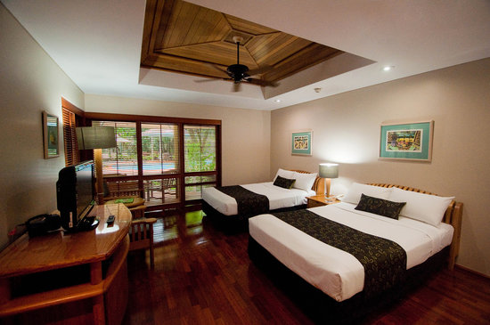 Green Island Resort: Island Suite Twin Room