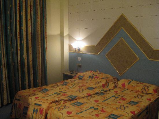 Hotel Tropic Relax: Nuestra habitación