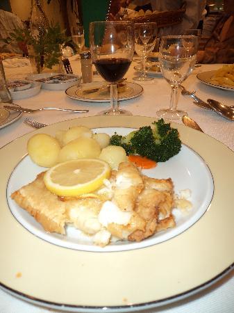 Santa Maria Hotel -- Fatima: Jantar