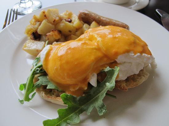 Inn at Pleasant Lake: Breakfast