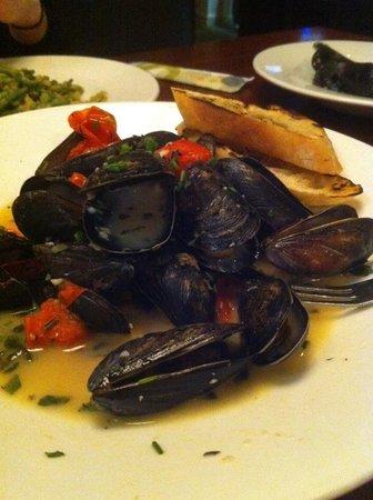 Lexx: Mussels
