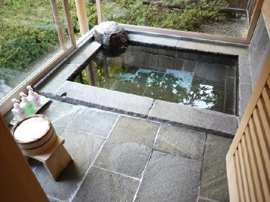 Tendo, Japão: 小さいお風呂