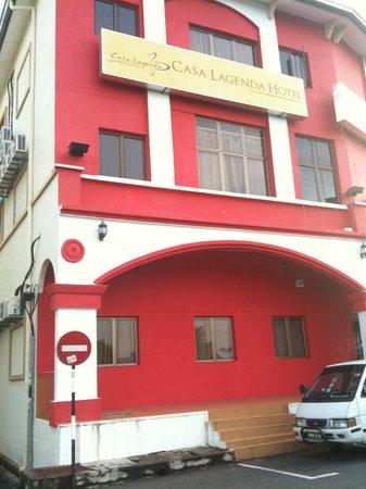 Casa Lagenda Hotel