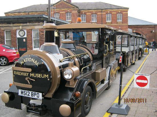 พิพิธภัณฑ์รถไฟแห่งชาติ: Railway Train