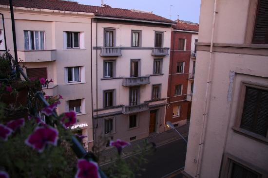Belfiore B&B: View from the balcony