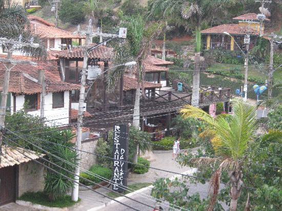 Coronado Inn : RESTAURANTE DA VINCI JUSTO EN LA ESQUINA DEL HOTEL